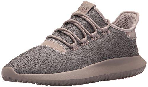 adidas Originals Men's Tubular Shadow Sneaker, Vapour Grey/Vapour Grey/Raw Pink, 14 Medium US
