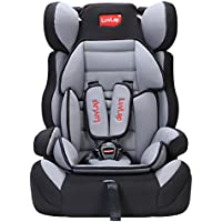 Luv Lap Comfy Baby Car Seat (Gray)