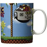 460 ml King Size Sonic The Hedgehog Mug Green Hill [Importación Inglesa]