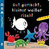 Baby Pixi 65: VE 5 Gut gemacht, kleiner weißer Fisch! (5 Exemplare)