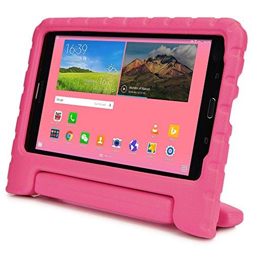 Cooper Cases(TM) Dynamo Samsung Galaxy Tab 4 7.0 (T230) Hülle für Kinder in Rosa (Leicht, ungiftiger EVA-Schaum, haltbares Design, Extraschutz, Freier Stand)