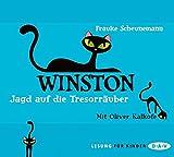 Winston - Jagd auf die Tresorräuber (Bd. 3)