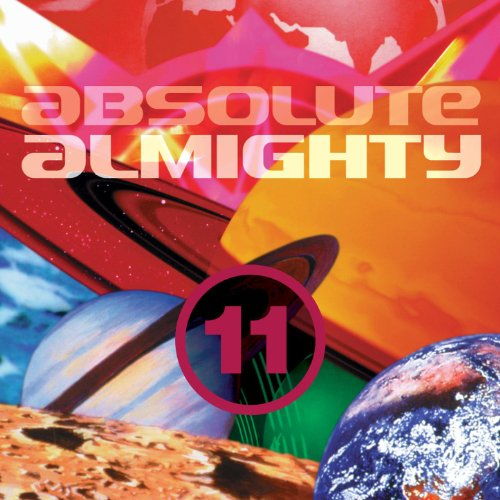 Absolute Almighty, Vol. 11