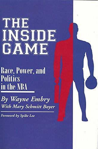 Inside Game: Race, Power, and Politics in the NBA (Ohio History and Culture (Paperback)) por Wayne Embry