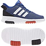 adidas Unisex-Kinder Racer TR Fitnessschuhe, Blau (Azalre/Ftwbla / Roalre 000), 26 EU
