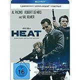 HEAT - Exklusiv 2 Disc Limited Steelbook Edition (4K Transfer inkl. Bonus Blu-ray) - Blu-ray