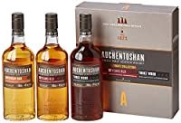 Auchentoshan Ultimate Collection Single Malt Scotch Whisky Gift Set 3 Bottles from Auchentoshan