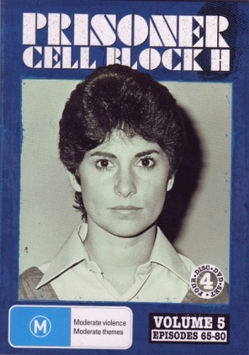 Prisoner: Cell Block H - Vol. 5 (Ep. 65-80) - 4-DVD Set ( Caged Women ) ( Women Behind Bars ) by Alan Hopgood (Woman-dvd Caged)