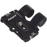 Fotopro AM-801 Treppiede Portatile per Fotocamere Digitali, nero