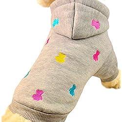 Pawz Road Cubs Vetements perro/cachorro abrigo chaqueta perro para invierno 5tamaños