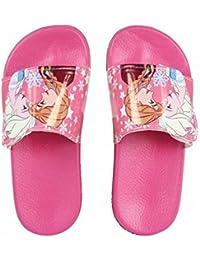 a0fd7b79e16 Amazon.es  Frozen - Sandalias y chanclas   Zapatos para niña ...
