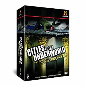 Cities of the Underworld: The Complete Season One & Two (8-Disc Set) [DVD]