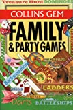 Collins Gem – Family and Party Games (Collins Gem Guides)