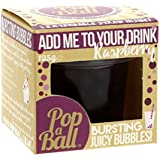 Popaball | Raspberry Bursting Bubbles | 11 x 125g