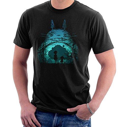 Treetoro My Neighbor Totoro Studio Ghibli Men's T-Shirt