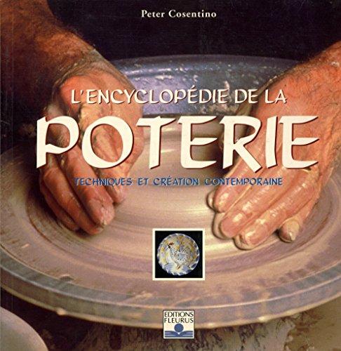 Poterie techniques et création contemporaine / Cosentino, Peter / Réf32620