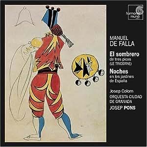 Falla : Le Tricorne / Nuits dans un jardin d'Espagne (SACD hybride) [Import anglais]