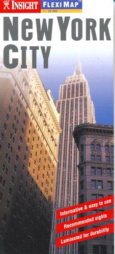 MAP-NEW YORK CITY INSIGHT FLEX