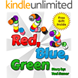 Children Books: 1,2,3, Red, Blue, Green (Early learning books)(Bedtime Stories for Children)(Picture Book) (Twins Stories Book 7)