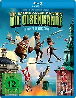 Die Olsenbande in feiner Gesellschaft [Blu-ray]