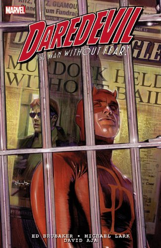 Daredevil By Brubaker & Lark Ultimate Collection 1