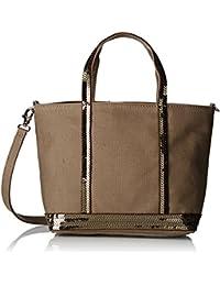 Vanessa Bruno Damen Baby Cabas Einkaufstasche, 9,5x17x26 cm