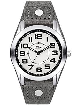 s.Oliver Time Damen-Armbanduhr SO-3382-LQ