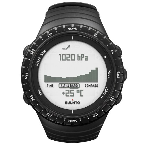 Suunto-Mens-Core-Watch-Black