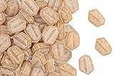 Ingwer-Bonbons, kandiert und in eckiger Retro-Form, in der 450g Dose