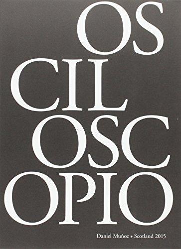 Osciloscopio por Daniel Muñoz