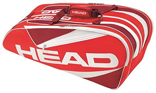 HEAD  Schlägertasche Elite 9R Supercombi rot