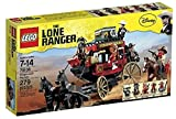 LEGO The Lone Ranger 79108 - Flucht mit der Postkutsche - LEGO