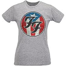 on sale 0549c 88d17 Suchergebnis auf Amazon.de für: foo fighters t shirt damen