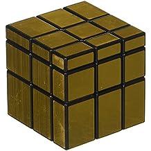ShengShou 3x3 oro espejo cubo mágico rompecabezas
