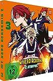 My Hero Academia - 2. Staffel - Vol. 3 - Blu-ray - Kenji Nagasaki