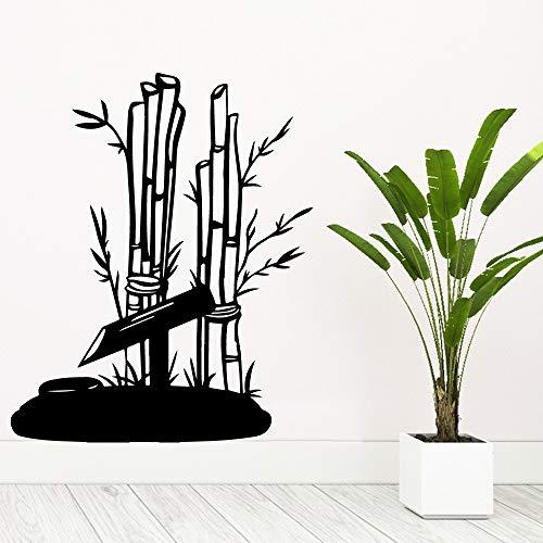 hnkultur Moderne acryl Dekoration entfernbare wandaufkleber DIY Dekoration zubehör naklejki c l 42 cm x 51 cm ()