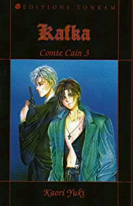 Comte Cain Edition simple Tome 3