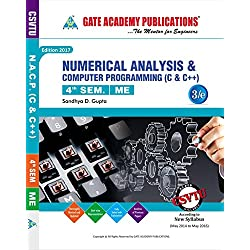 Numerical Analysis & Computer Program & Computer Programming (c& c++)