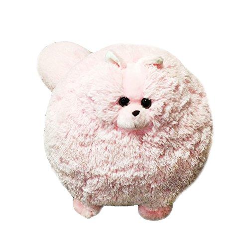 KiKi Monkey Multi-Größe 3D Persian Cat Big-Plüsch-weiches Stofftier Kätzchen Kid Weihnachtsgeschenk (Rosa, 50CM) -