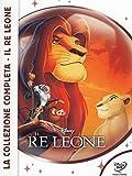 Locandina Cofanetto  Il Re Leone Trilogia (3 DVD)