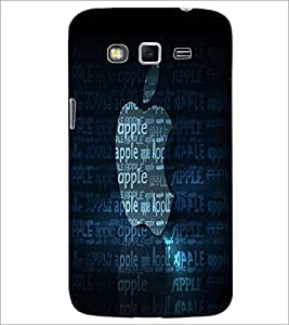 PrintDhaba Typography D-2213 Back Case Cover for SAMSUNG GALAXY GRAND 2 (Multi-Coloured)