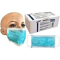 Mundschutz OP Einmal- 1000 Stück Blau Mundschutzmaske Mundschutzmasken OP Maske Masken Gesichtsmaske 99,5% Filtereff... preisvergleich bei billige-tabletten.eu
