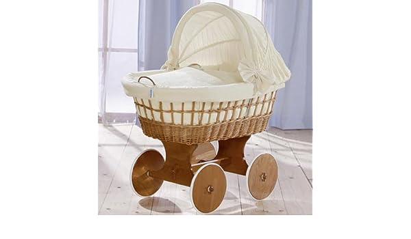 Leipold bollerwagen naturell stubenwagen amazon baby
