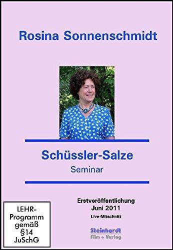 Schüssler-Salze: DVD-Seminar, Grund- und Aufbaukurs [DVD-R] - Therapie Salz