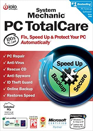 iolo System Mechanic PC TotalCare [Download]