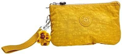 Kipling Women's Creativity XL Wristlet K15156 Blaze Yellow