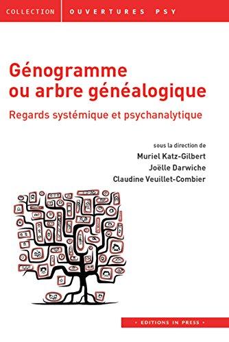Génogramme ou arbre généalogique par Muriel Katz-Gilbert