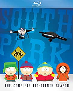 South Park: The Complete Eighteenth Season [Blu-ray] [Import anglais]