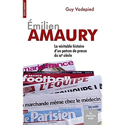 Émilien Amaury (1909-1977) (Documents)