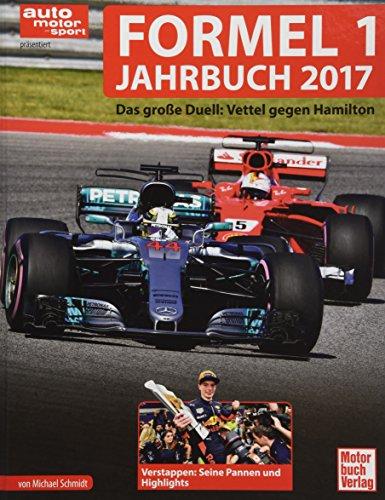 Formel 1-Jahrbuch 2017: Der große Saisonrückblick
